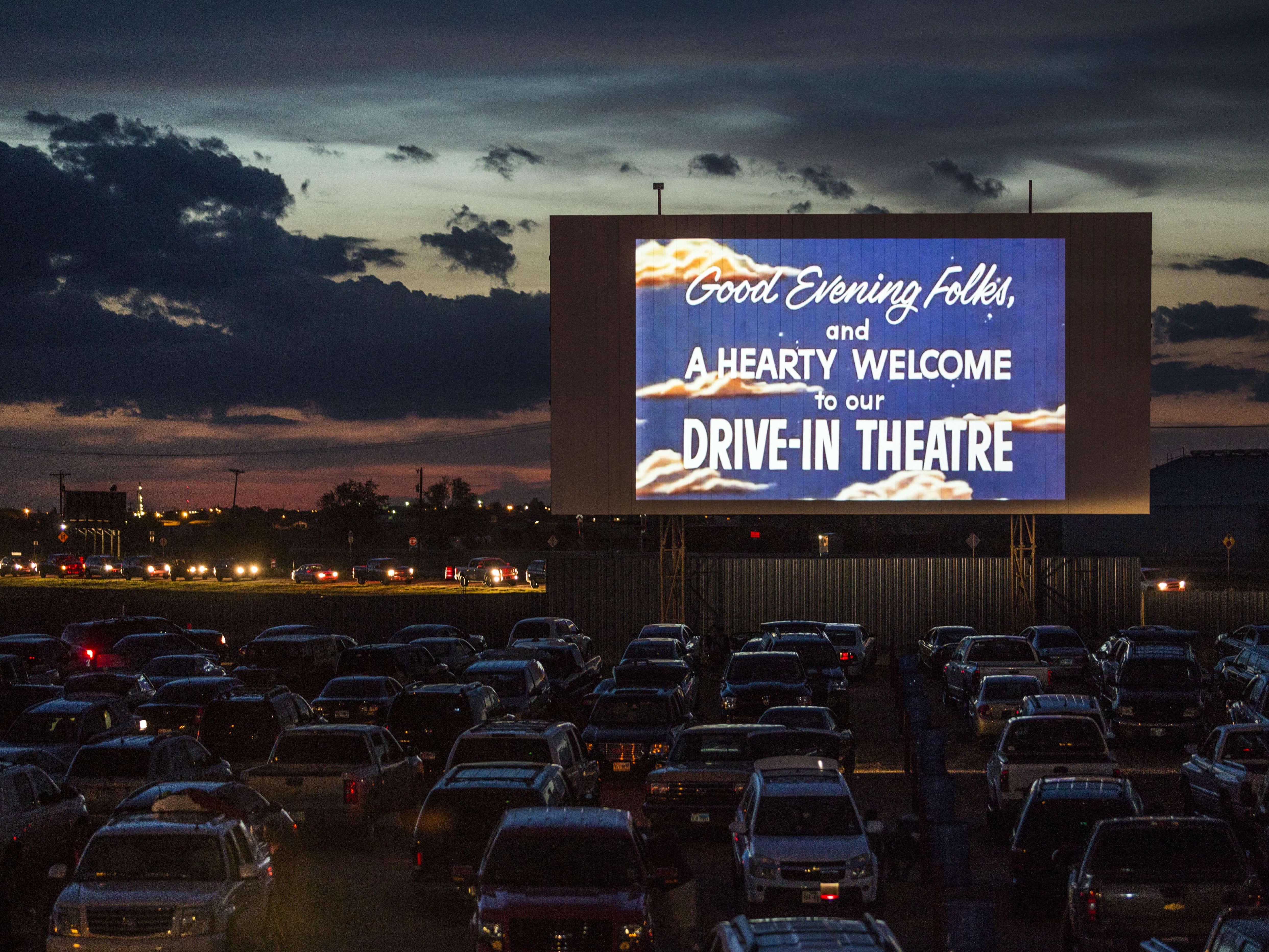 Image of Stars and Stripes Drive In